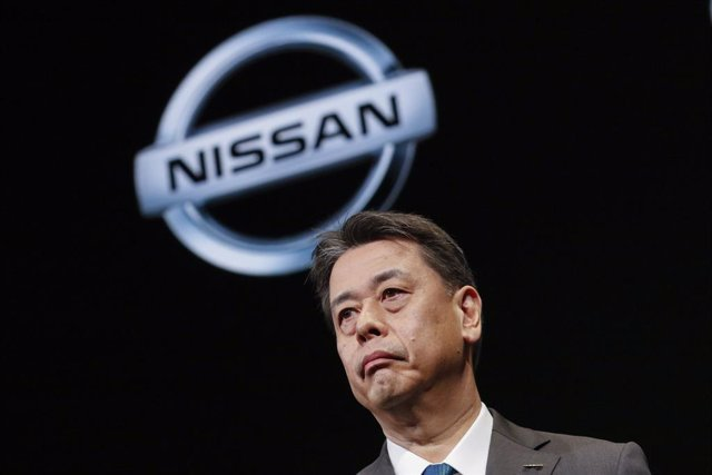 Makoto Uchida, consejero delegado de Nissan