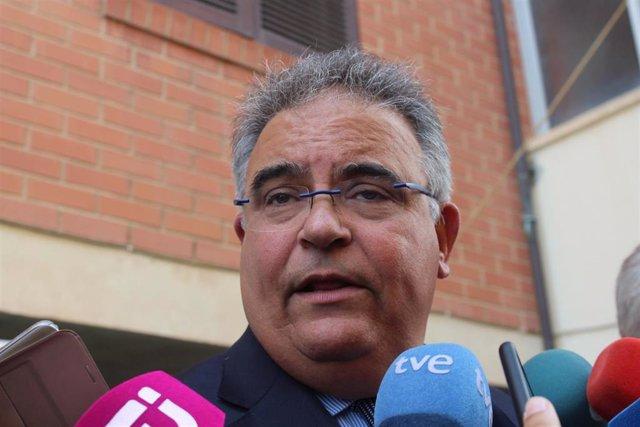Fiscal superior de Baleares, Bartomeu Barceló