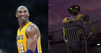 El personaje de Star Wars inspirado en Kobe Bryant