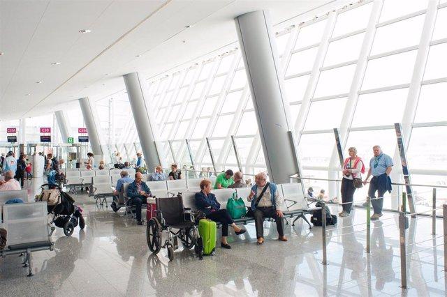 Imagen de recurso del Aeropuerto de Palma.