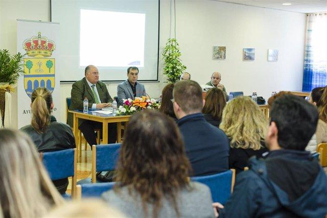 Jornada con concejales y alcaldes de Almería