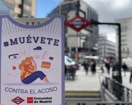 El ciberacoso, la LGTBIfobia o la igualdad de las mujeres, parte de la nueva campaña de sensibilización de Metro