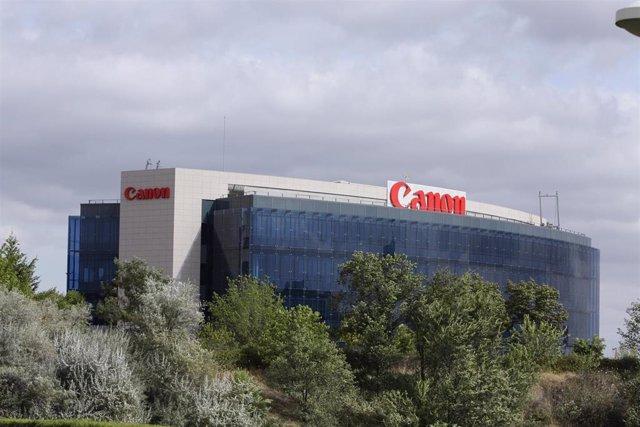 Oficinas de Canon en España.