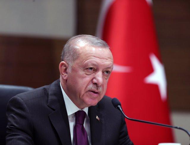 """O.Próximo.- Erdogan acusa a Trump de """"legitimar la ocupación israelí"""" con su pla"""