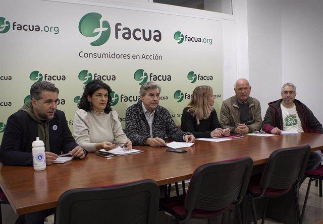 """La Mesa Social del Agua pide a la Junta en un decálogo adecuar """"recursos y deman"""