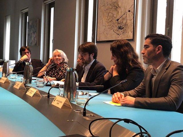 Presentación de la Federación de Comunidades Islámicas Ibn Masarra en la Casa Árabe de Madrid