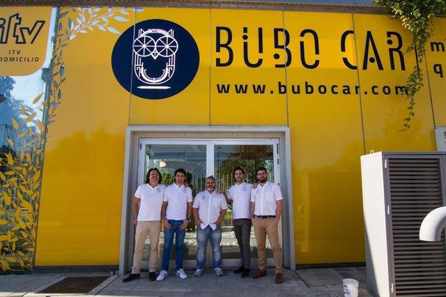Miembros de Bubocar.