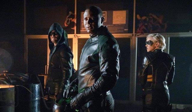 Imagen del último capítulo de Arrow