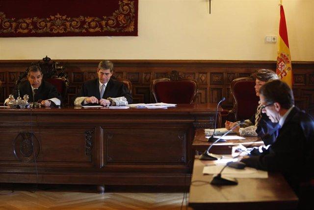 Vista sobre los recursos del caso Gabriel Cruz en el TSJA