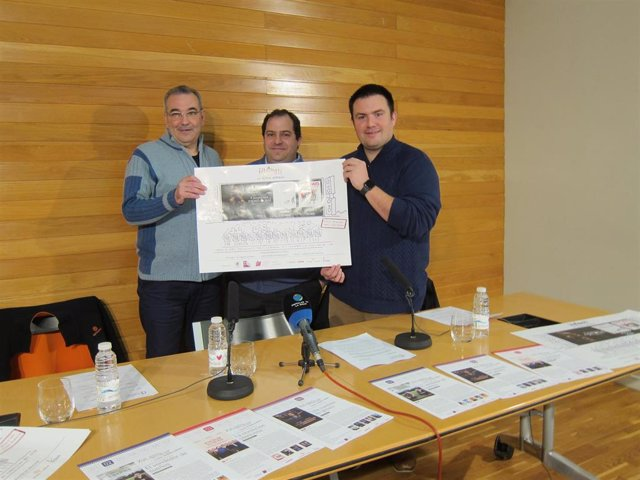 Presentación X Semana de Cine Espiritual de La Rioja