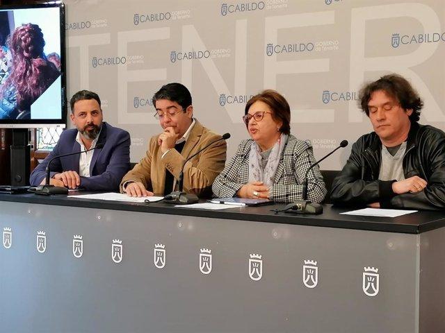 Presentación de la XIII edición de MiradasDoc