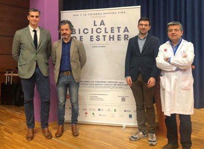 La EPOC afecta en Cantabria al 11,3% de la población