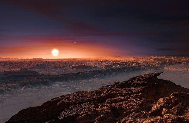 El clima puede hacer habitable Próxima b, mundo extrasolar más cercano