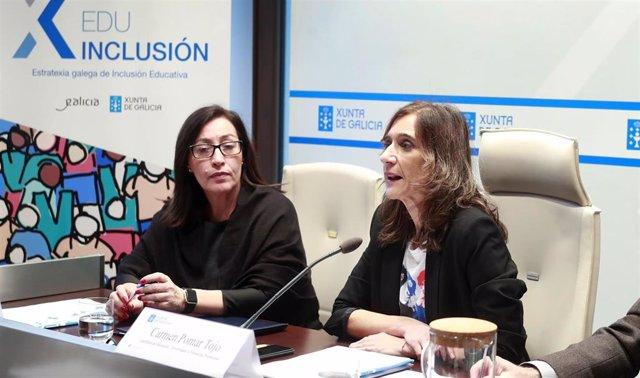 Presentación del protocolo de intervención para alumnos con dislexia y otras dificultades en la Consellería de Educación e Universidades