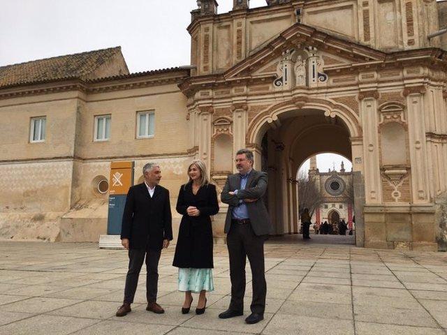 Presentación de la programación del CAAC de Sevilla y del C3A de Córdoba