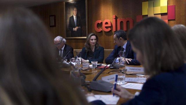 Paloma Martín participa en la Comisión de Sostenibilidad y Movilidad de CEIM