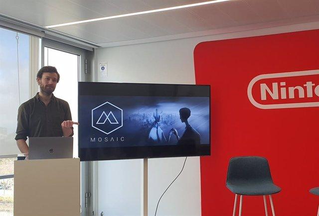 Se presenta en España Mosaic, el videojuego 'indie' nacido del exceso de trabajo