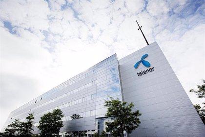 La noruega Telenor gana 773 millones en 2019, casi un 50% menos