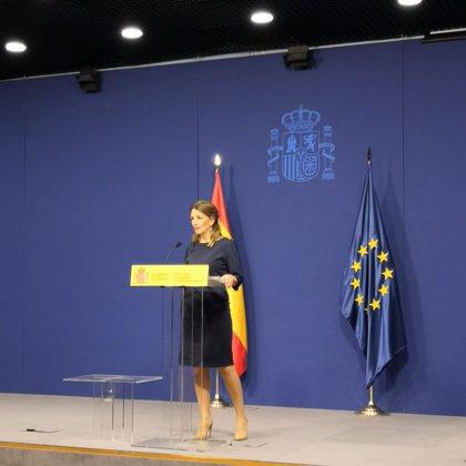 Díaz dice que la modificación de falsos autónomos se hará rápido y de forma ajena a la del Estatuto