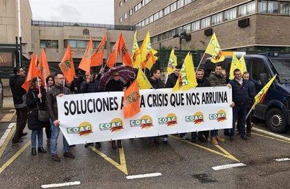 """El campo de Castilla y León pide """"amparo"""" a la Administración frente a la """"criminalización"""" del sector"""