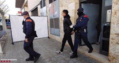 La operación por robos en Calafell termina con seis detenidos y siete identificados
