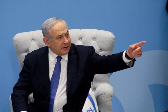"""O.Próximo.- Netanyahu destaca que la propuesta de paz de Trump """"es el mejor acue"""