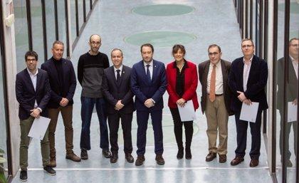 La UPNA entrega los Premios de Investigación 2019 a las mejores trayectorias investigadoras y contribuciones científicas