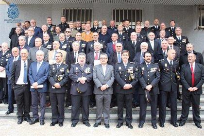 La Policía Nacional celebra en la Comisaría Provincial de Sevilla el 196 aniversario de su fundación