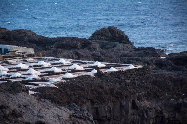 [Grupocanarias] Nota De Prensa El Gobierno De Canarias Convoca El I Concurso Oficial De Sal Marina Agrocanarias