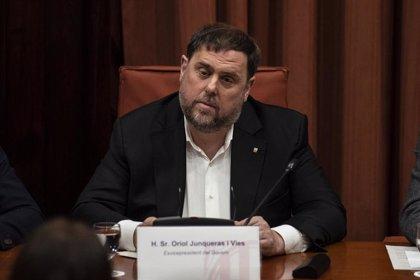 El TC avala la norma que permitió suspender a Junqueras, Rull, Turull y Sánchez en el Congreso y el Parlament