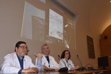El Hospital Reina Sofía de Córdoba acoge la presentación del documental sobre EPOC 'La bicicleta de Esther'