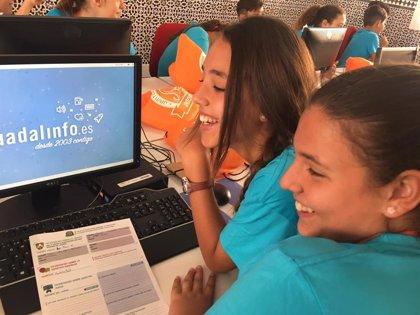 Centros Guadalinfo de Almería se unen al Día Europeo de la Protección de Datos con 20 actividades para menores