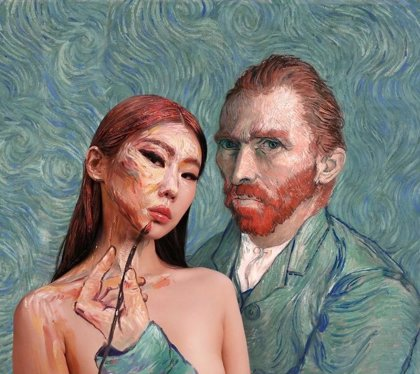 Dain Yoon: La artista surcoreana que con maquillaje es capaz de adoptar mil y una caras