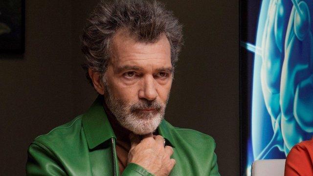 Antonio Banderas durant la pel·lícula 'Dolor y gloria'.