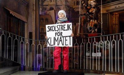 Greta Thunberg registra su nombre y el de su movimiento como marcas comerciales