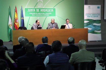 Agricultura inicia las reuniones sectoriales de la segunda fase de desarrollo del Pacto Andaluz por el Agua