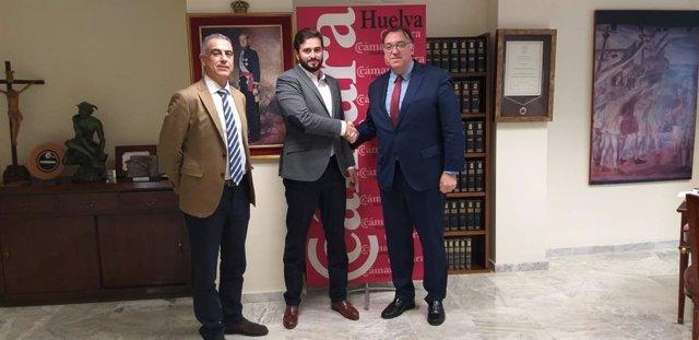 [Grupoalmeria] Np Y Foto 29 01 20: Extenda Acercará Sus Servicios De Internacionalización A Las Empresas De Huelva A Través De Su Nueva Red Interior De Agentes