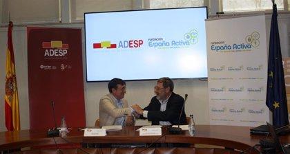 La Fundación España Activa y ADESP suman fuerzas para luchar contra el sedentarismo