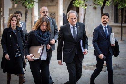 La oposición recela de los Presupuestos 2020 tras el anuncio de Torra de elecciones