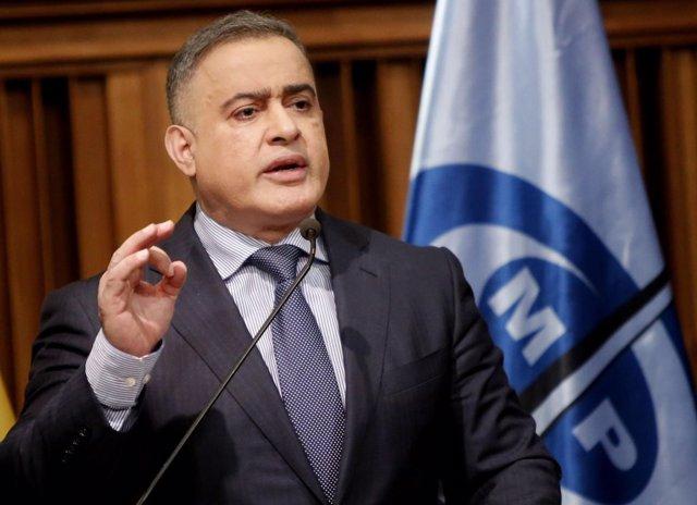 Venezuela.-La Fiscalía venezolana presenta cargos de asociación para delinquir c
