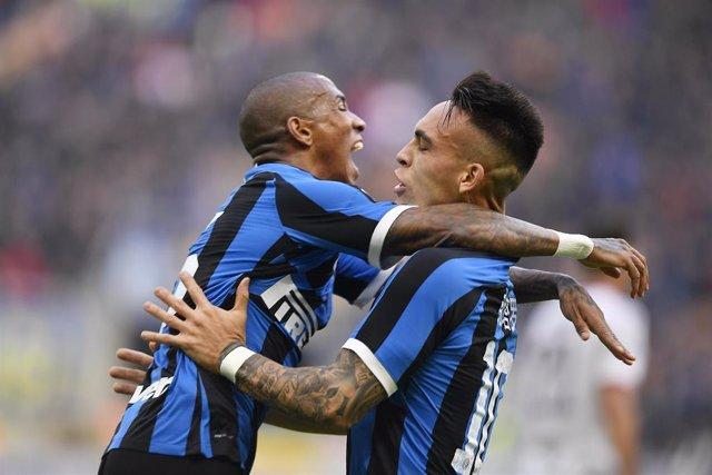 El Inter de mete en semifinales de la 'Coppa' de Italia