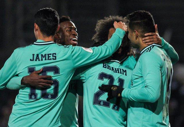 Fútbol/Copa.- Crónica del Real Zaragoza - Real Madrid, 0-4
