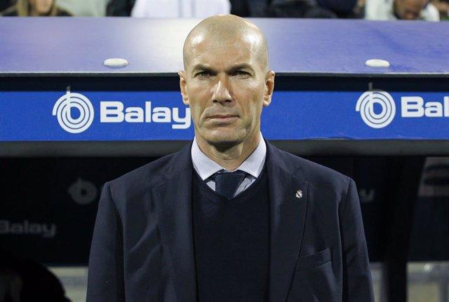 """Fútbol/Copa.- Zidane: """"Veo muchas cosas positivas, pero todavía no hemos ganado"""