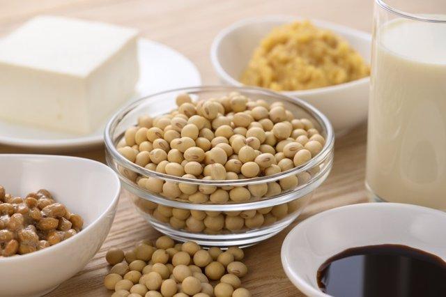 Productos de soja.