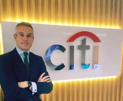 Citi refuerza su equipo de banca privada en España con César Martín Bernal