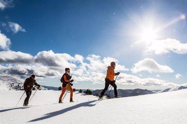 La innovación y la sostenibilidad centrarán el XI Congreso Mundial de Turismo de Nieve y Montaña