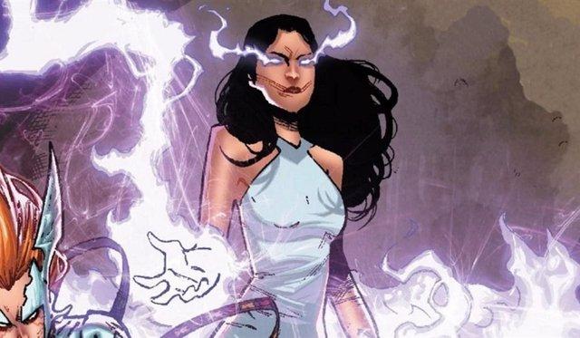 Sera, un personaje transgénero en los cómics de Marvel