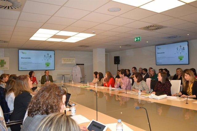 II Jornada Red Foco, Organizada Por El Consejo General De Colegios Oficiales Farmacéuticos (CGCOF)