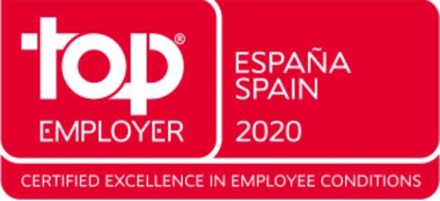 Un total de 109 empresas han sido certificadas como 'Top Employers España 2020', un 7% más