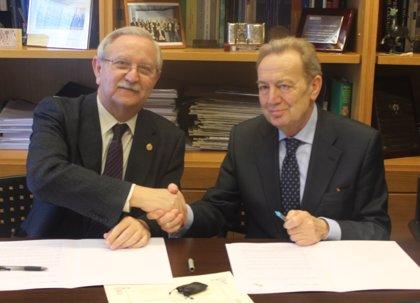Empresas.- CGCOM y Fundación Bamberg firman un convenio para trabajar juntos en la transformación del sistema sanitario